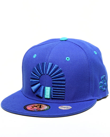 akademiks rolodex snapback hat (undervisor treatment)