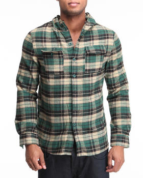 Buyers Picks - Plaid Woven Shirt
