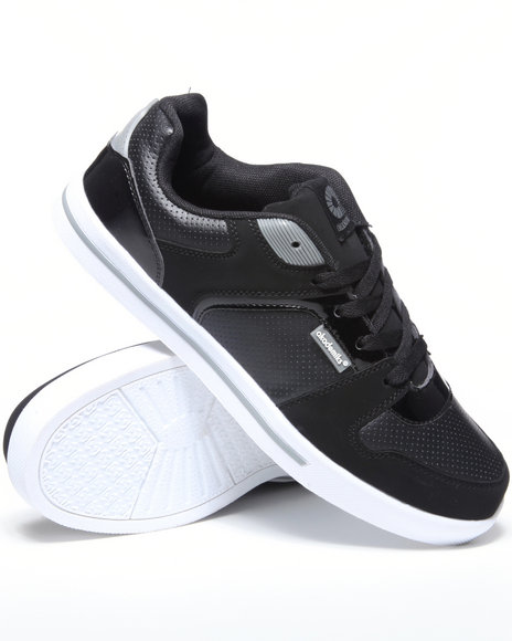 Akademiks Men Black Akademiks Low Sneaker
