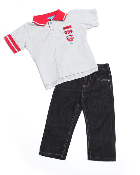 - 2pc Boyd Polo Set (INF)