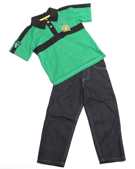- 2pc Devon Polo Set (8-20)