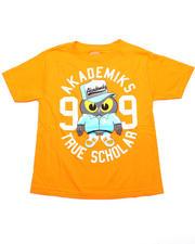 8-20 Big Boys - Owl Short Sleeve Tee (8-20)