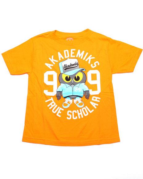 - Owl Short Sleeve Tee (8-20)