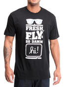 T-Shirts - Fresh Fly & So damn Hi! tee