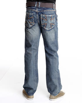 Buyers Picks - Seine Belted Denim Jeans
