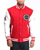 Basic Essentials - League Varsity Jackets