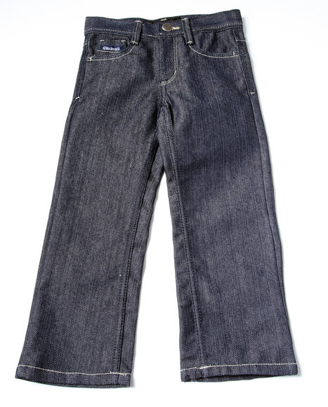 Akademiks Boys Dark Wash Garfield Jeans (4-7)