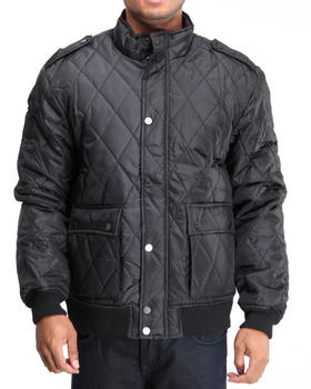Basic Essentials - Quilted Hunts Coat