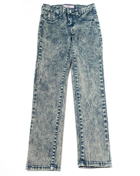 La Galleria - Acid Wash Jeans (7-16)