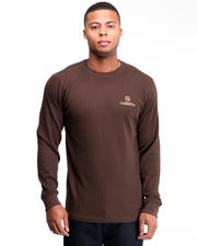 Long-Sleeve - Guantanamo Military Thermal Shirt with Prints