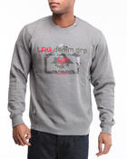 LRG - Very Denim Friendly Crewneck Sweatshirt