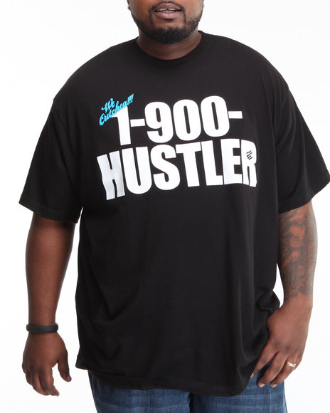 Rocawear Men Black 900 Hustler S/S Tee (B&T)
