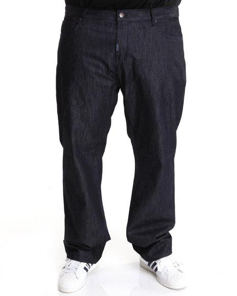 LRG Men Raw Wash Ascend 47 True-Straight Denim Jeans (B&T)