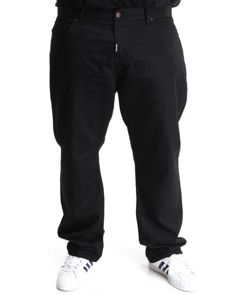 LRG Men Black Ascend 47 True-Straight Denim Jeans (B&T)
