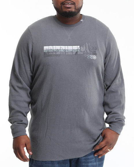 LRG Men Charcoal Wearmax Thermal (B&T)