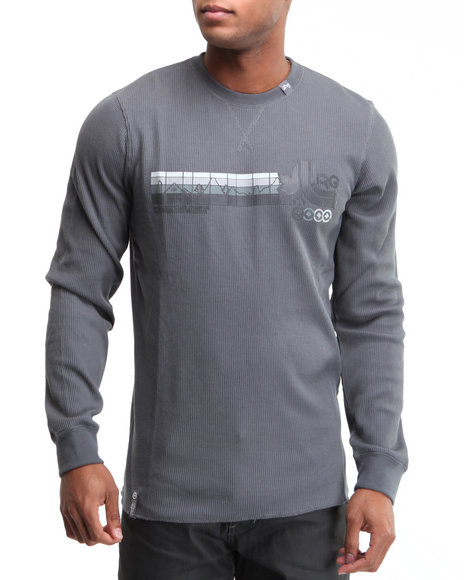 LRG Men Charcoal Wearmax Thermal