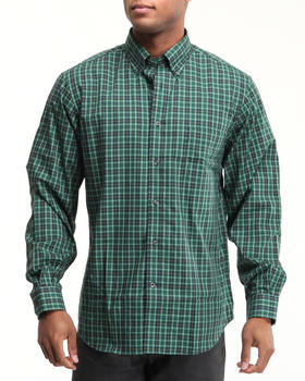 Nautica - Tartan Plaid Button-Down Shirt