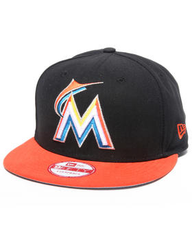 New Era - Miami Marlins Basic strapback hat
