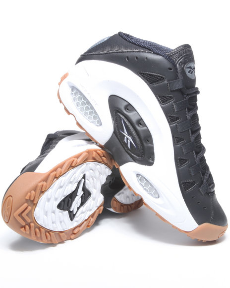 Reebok Men Black Es22 Emit Smith Sneakers