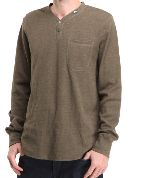 LRG Men Olive So Sensi L/S Thermal