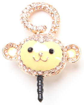 Fashion Lab - Monkey Phone Plug