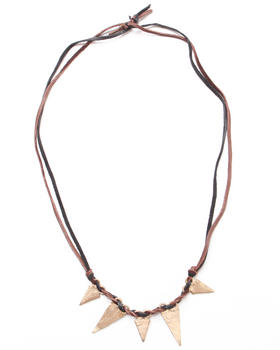 DJP OUTLET - Tri Cinque Necklace