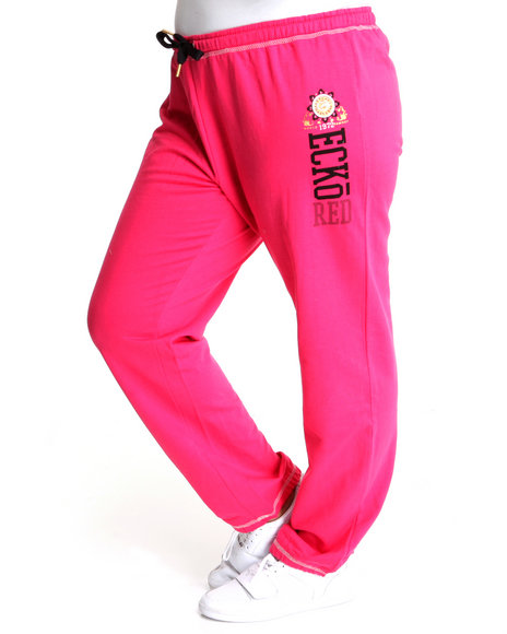 Ecko Red Women Pink Active Pant