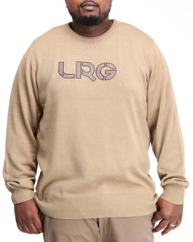 LRG - Survivalist Cotton Sweater (B&T)