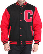 Basic Essentials - Varsity Collegiate Jacket