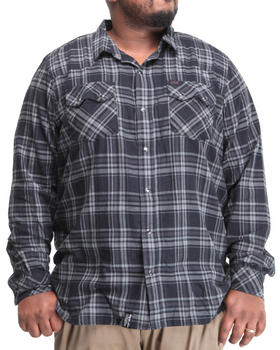 LRG - Trailhead L/S Button-Down (B&T)
