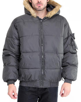 Buyers Picks - Padded Bomber Jacket