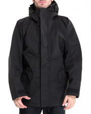 DRJ Army/Navy Shop - G.I. Type Black Foul Weather Parka