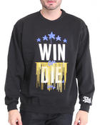 Filthy Dripped - Win or Die Crewneck Sweatshirt