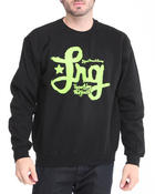 LRG - L R G Limited - Edition Hard Knocks Crewneck Sweatshirt