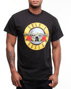 DRJ Music Merch - Guns N Roses Bullet Logo Tee