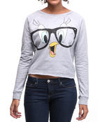 Women - Tweety Long Sleeved Pullover
