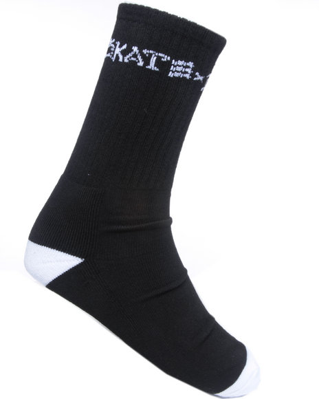skate and destroy 2-pack socks