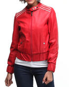 Women - Racher leather jacket