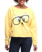 Outerwear - Tweety Long Sleeved Pullover