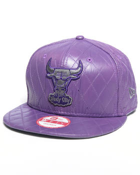 New Era - Chicago Bulls QTN snapback hat