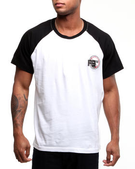 Buyers Picks - Baseball Raglan  Tee