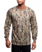 Rothco - Smokey Branch Camo Long Sleeve Tee Shirt
