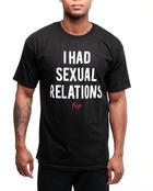 Flud Watches - Sexual Relations tee