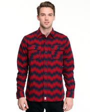 Billionaire Boys Club - L/S Digi Shirt