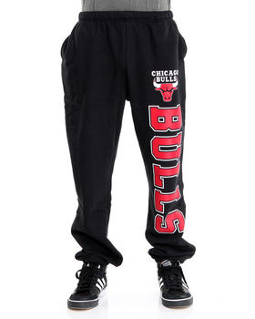 Mitchell & Ness - NBA Relaxed FitChicago Bulls Fleece Sweatpants