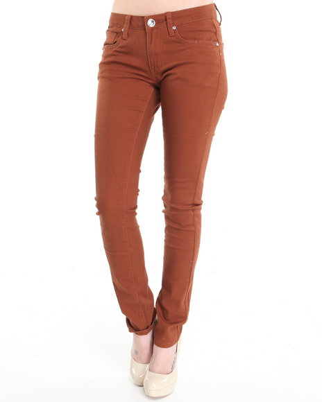 Colored Skinny Jeans - Skinny Jeans in Colors - JeansHub.com