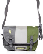 Timbuk2 - Small Classic Tri Panel Messenger Gunmetal/Cement/Green
