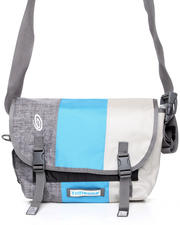 Timbuk2 - Small Classic Tri Panel Messenger Grey/Cold Blue/Tusk Grey