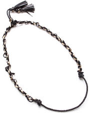 Accessories - Black Adler Necklace