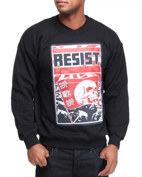 Buyers Picks - Resist Crewneck Sweatshirt